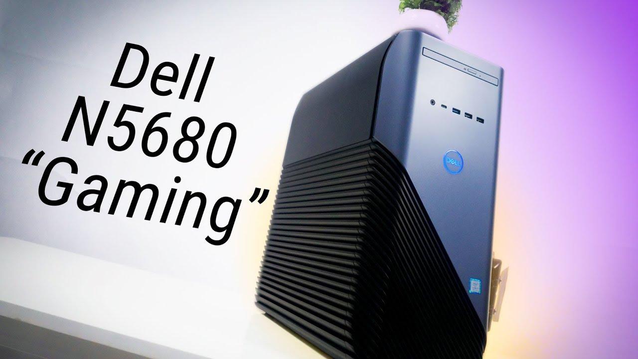 Bộ Máy Dành Cho Game Thủ LƯỜI Build! – Dell Inspiron N5680