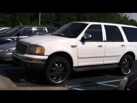 1999 White Ford Expedition For Sale Youtube