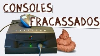 CONSOLES ESQUECIDOS E FRACASSADOS #1