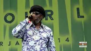 Johnny Osbourne Live at Summerjam 2014