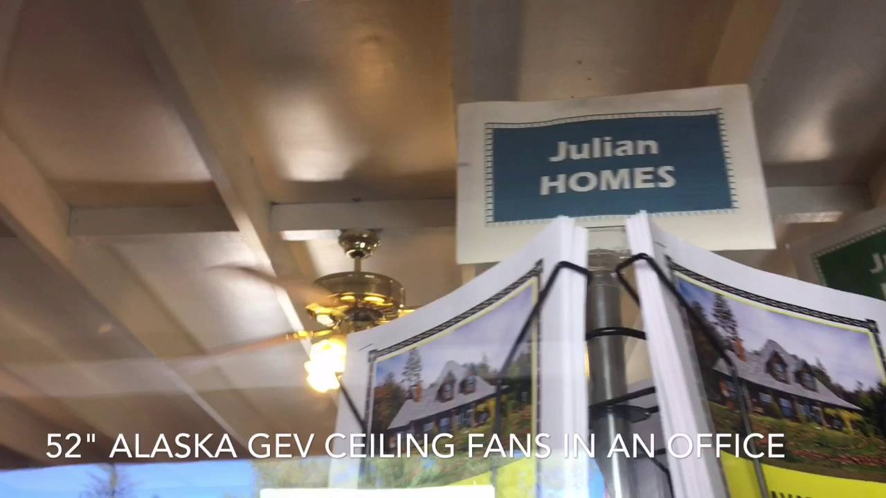 Ceiling Fans around Julian YouTube