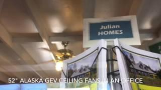 Ceiling Fans around Julian