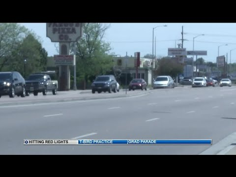 Preventing red light repeat stops in Colorado Springs