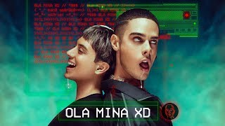 CA7RIEL ¤ PACO AMOROSO - OLA MINA XD (Video Oficial)