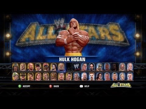 WWE All Stars: Path of Champions Legend Undertaker