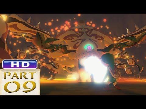 Zelda: Wind Waker HD - Part 9 | Gohma Battle
