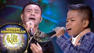 KEREN! Duet Super Dari Judika & Alwiansyah [LAKSMANA RAJA DI LAUT] - Konser Kemenangan KDI 2020