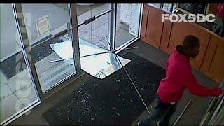 فيديو: إطلاق النار على شخص حاول الدخول إلى محطة تلفزيونية محلية…