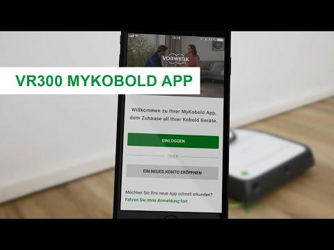 Anleitung | VR300 Saugroboter: Verwendung der App - Update