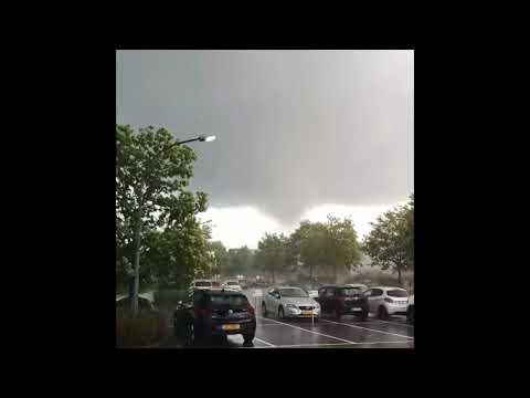 La «tornade» qui s'est abattue sur Pétange et les alentours