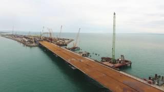 Керчь: строительство моста через пролив