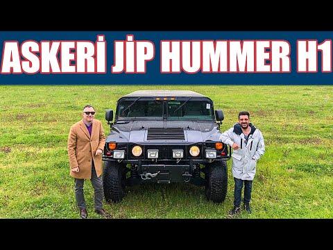 Askeri Jip Hummer H1
