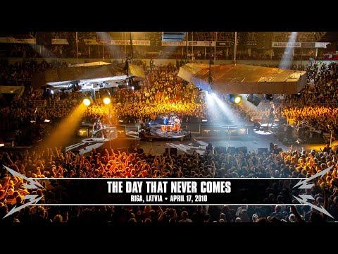 Metallica: The Day That Never Comes (MetOnTour - Riga, Latvia - 2010) Thumbnail image