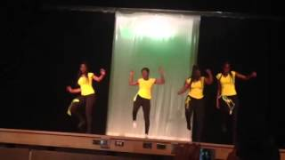 Campion culture fest 2013: Jamaican dance