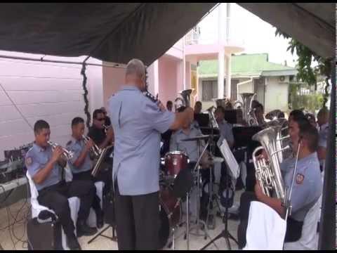 Tongan Police Brass Band - Fangatapu Moe Maka Maile