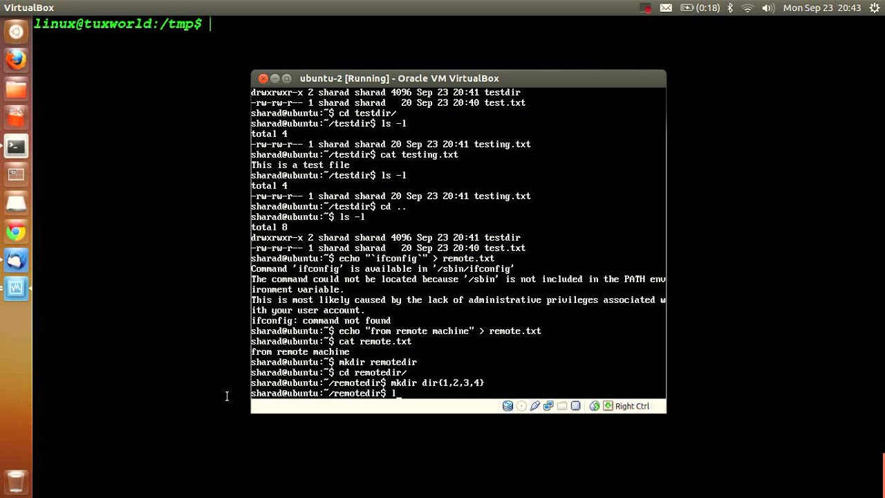How to overwrite a file in linux copy command