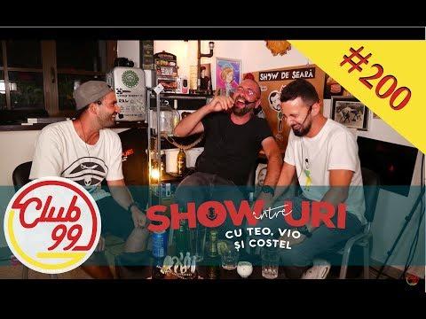 Podcast #200 | Maraton de podcast | Intre showuri cu Teo Vio si Costel