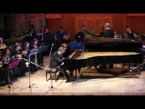 """Антон НИКОНОВ - Концертная фантазия """"Un Poco Grandioso"""" для фортепиано с оркестром РНИ"""