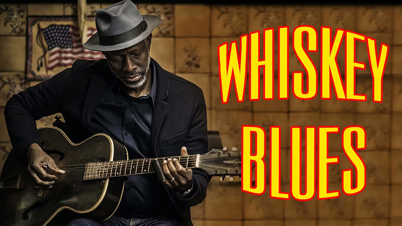 Download Relaxing Whiskey Blues Music | Playlist Of Best Slow Blues Songs For You | relax, study, sleep