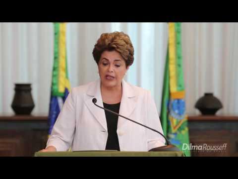 Mensagem ao povo brasileiro e ao Senado Federal: A democracia há de vencer
