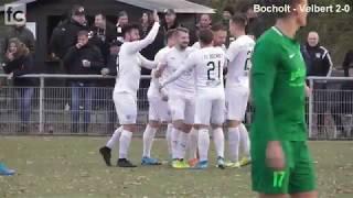 18. Spieltag: 1. FC Bocholt - TVD Velbert 5:2 (3:0)