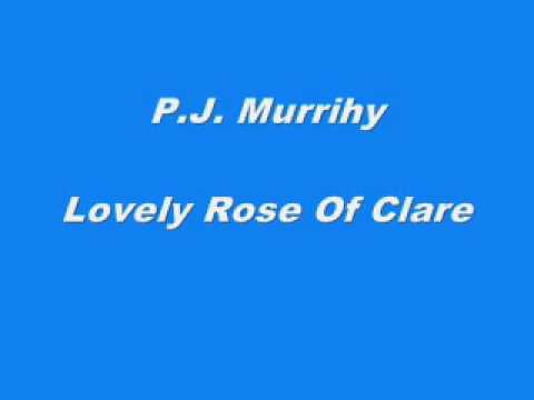 P.J. Murrihy - Lovely Rose Of Clare