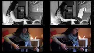 I Won't Give Up - Jason Mraz (Instrumental Cover Piano + Guitar)