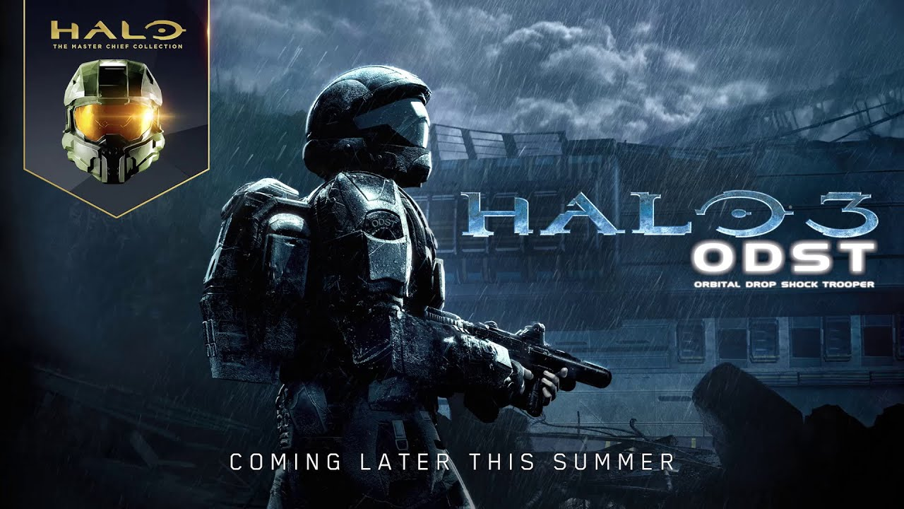 Halo 3: ODST Firefight Teaser | Halo: The Master Chief Collection