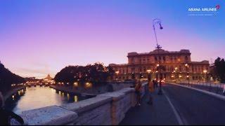 아시아나항공 나의 여행 아바타 오즈, 로마를 보여줘 [ 테베레강 편 (360VR) ]