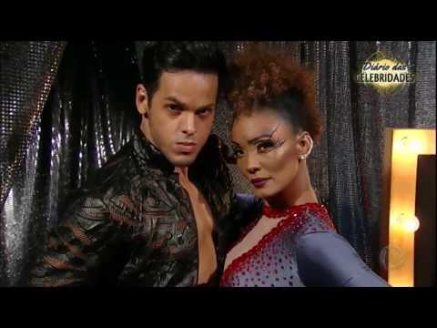 Hoje Em Dia Mostra Bastidores Da Noite De Eliminação Do Dancing Brasil