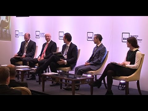 Financing global energy productivity | Chair: Dan Hamza-Goodacre | B4E London 2015