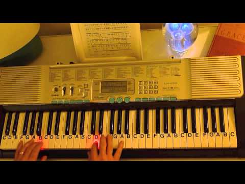 How to Play ~ Jammin'  ~ Bob Marley ~ LetterNotePlayer ©