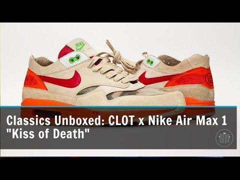 LC #13 Nike X Clot Air Max 1 NL Premium