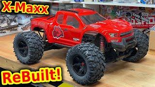 Traxxas 8s X-Maxx Rebuild (My most abused RC Car)