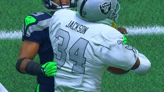 Madden 18 NOT Top 10 Plays of the Week Episode 37 - The ONLY Way to STOP Bo Jackson