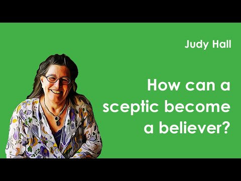 Judy Hall Crystal Skulls - When Sceptics become Believers