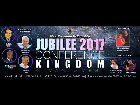 JUBILEE 2017 - MONDAY PM - APOSTLE COLLINS DHLOMO