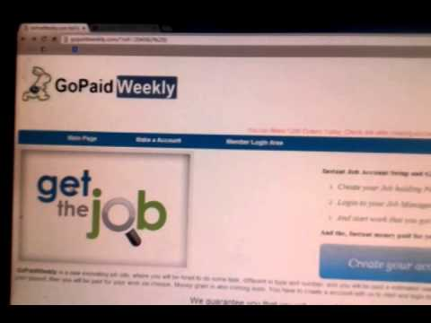 MONEY!!!Earn Money in quick way for Jobless people /just click n witness