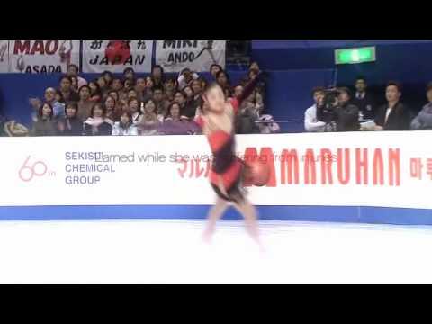Happy Skater Yu-na Kim