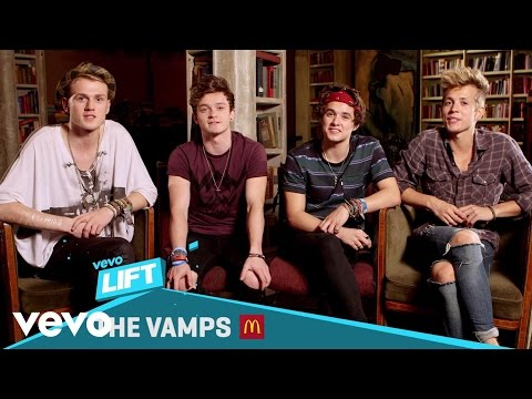 The Vamps - LIFT Intro: The Vamps (VEVO LIFT)