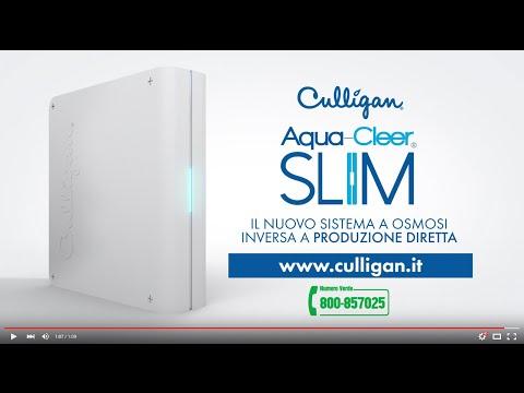 Depuratore d'acqua a osmosi inversa - Culligan AC SLIM
