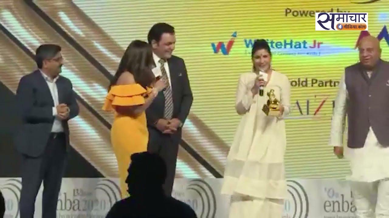 Enba अवार्ड में किसने जीता Best Talk Show Hindi का अवार्ड ! देखिए