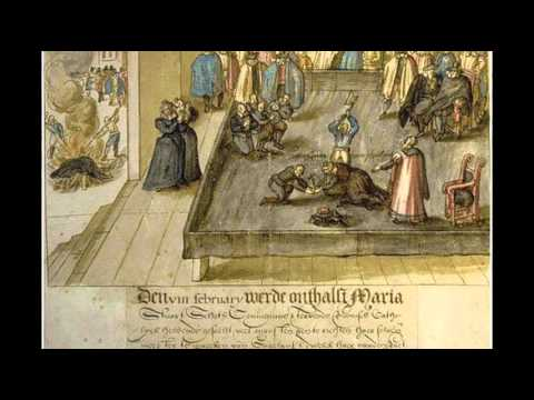 8th February 1587: Mary, Queen of Scots beheaded