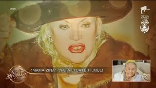 """Zina Dumitrescu vorbeşte la """"Totul despre dragoste"""" despre unul dintre cele mai mari regrete al"""