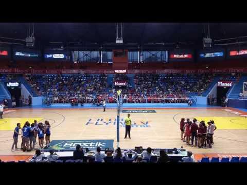 San Perfecto vs Balong Bato 4TH SET (final set)