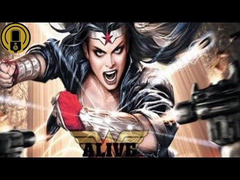 Wonder Woman | Alive (New 52 Audio Comic Movie)