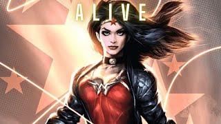 Wonder Woman | Alive (New 52 Comic Dub  Movie)