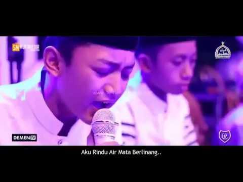 Rindu Ayah   Syubbanul Muslimin 'voc Gus Azmi'  Baper Banget Bikin Nangis 2017