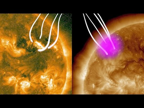 Fermi Sees Gamma Rays from Far Side Solar Flares