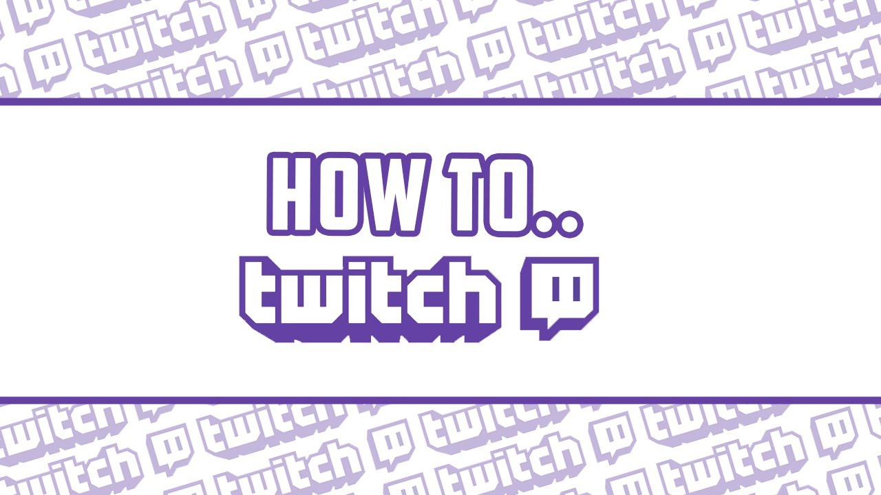 twitch how to make own chat